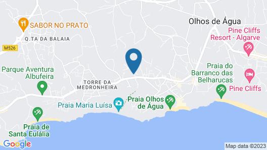 Velamar Boutique Hotel Map