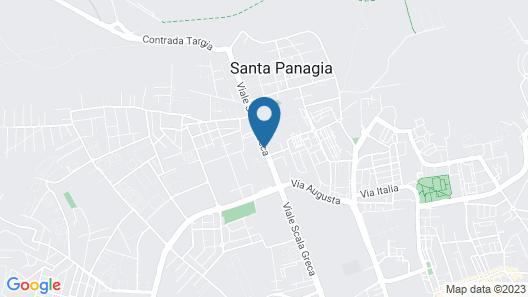 Hotel Parco delle Fontane Map
