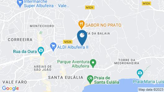 Balaia Sol Holiday Club Map