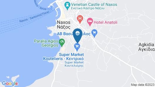 Naxos Evilion Map