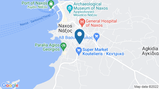 Rena Valetta Studios Map