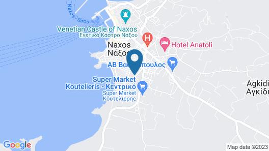 Polis Boutique Hotel Map