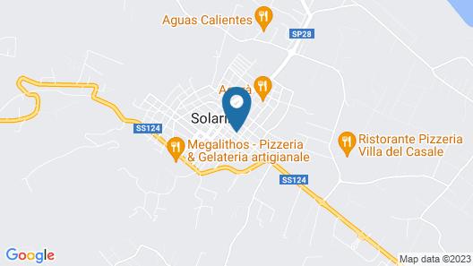 La Casuzza del Corso Map