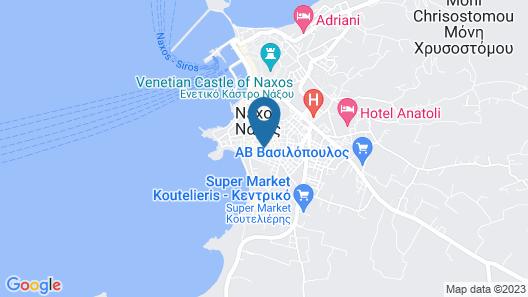 Golden Beach Studios Map