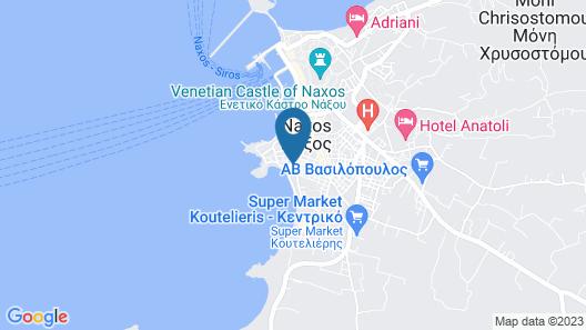 Iliovasilema Map