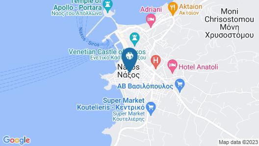 Aeolis Boutique Hotel Map