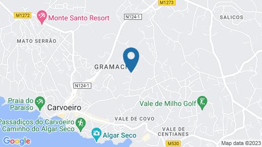 Placid Village Map