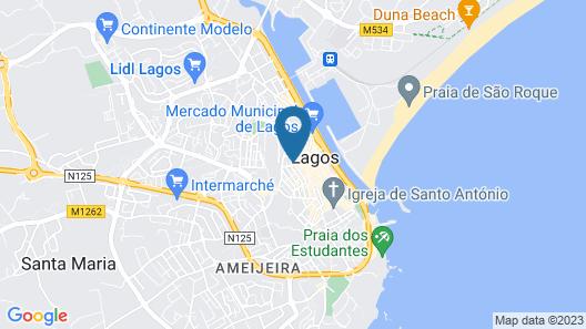 Residence Lagos Map