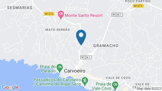 Hello Villas Map