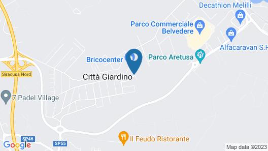 Terra Mia  Map