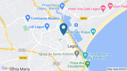 Tivoli Lagos Map