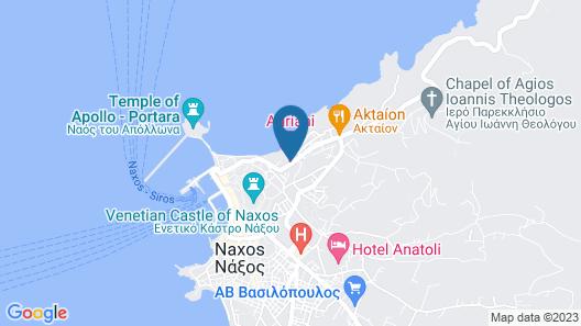 Adriani Hotel Map