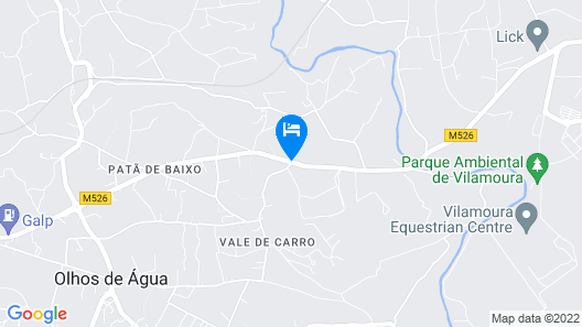 Quinta do Mel Map