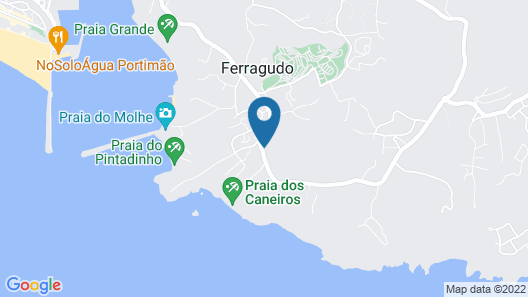 Caneiros Luxury House & Suites Map