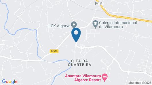 Longevity Cegonha Country Club Map