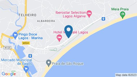 Dom Pedro Lagos Map