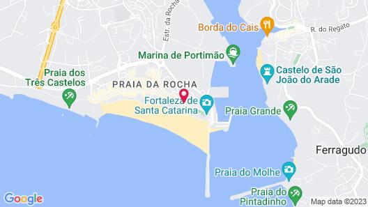 AP Oriental Beach - Adults Friendly Map