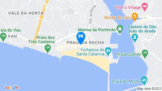 Bela Vista Hotel & SPA - Relais & Châteaux Map