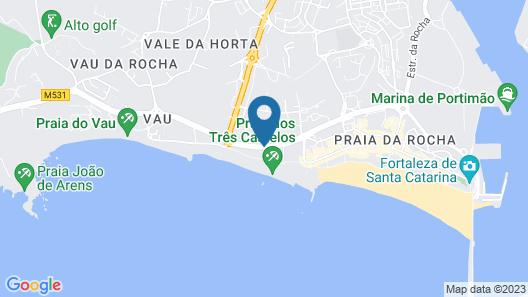 Hotel Luar Map