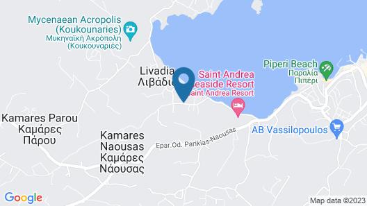 Angels Villas Map