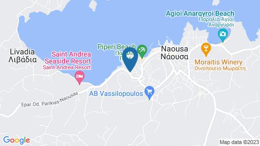Mersina Exclusive Map