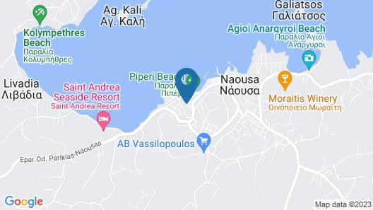Alexandros Studios & Apartments Map