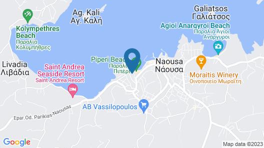 Manis Inn Map