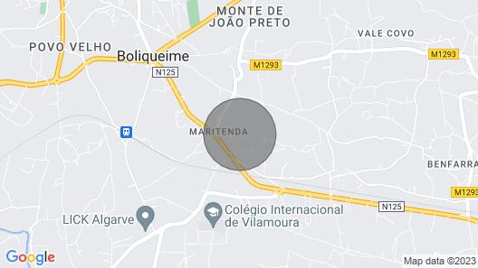 Maritenda Villa, Sleeps 5 With Pool Map
