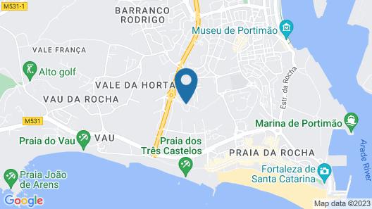 Plaza Real Atlantichotels Map