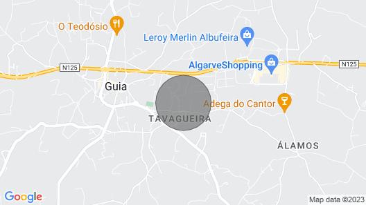 Casa Lorena Map