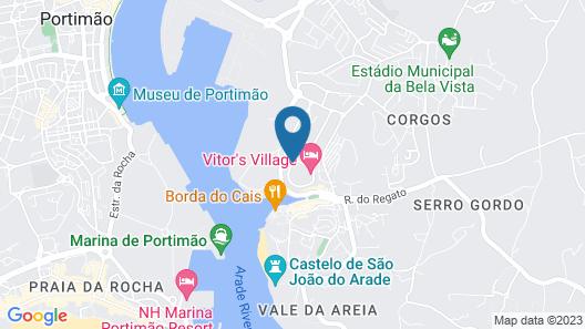 Vitor's Village Map
