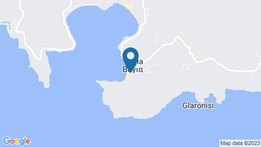 Ammoa Beach Houses Map