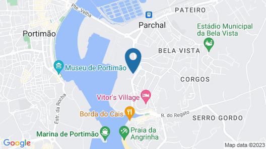 D10 - Ferragudo Townhouse Map