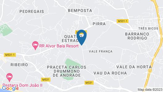 Vitor's Plaza Map