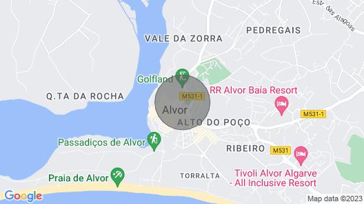 Albur Village, Solvista. Luxury 1 bed, sleeps 4. Free WiFi , UKTV (3810/AL) Map