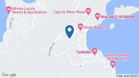 The LifeCo Bodrum Well-Being Center - Adults Only Map