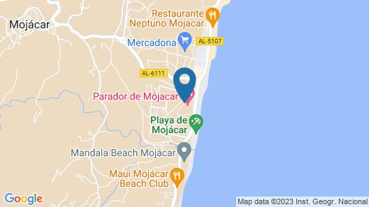 Parador de Mojácar Map