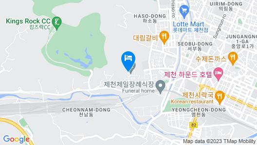Kimkiho Fishing House Map