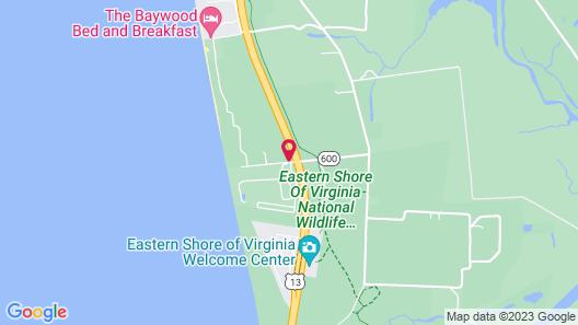 Sunset Beach Resort Map