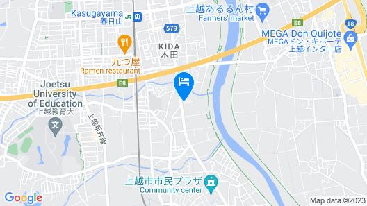 Kitchen Yado Honpo Map