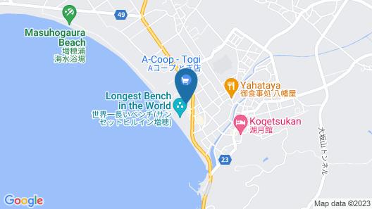 SEA SIDE VILLA BOKKAI Map