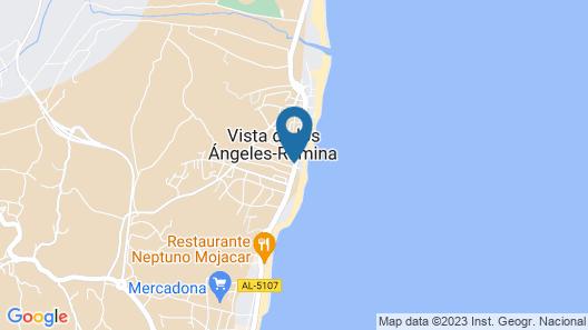 Hostal Rincón de Diego Map