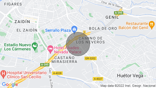 House / Villa - Huétor Vega Map