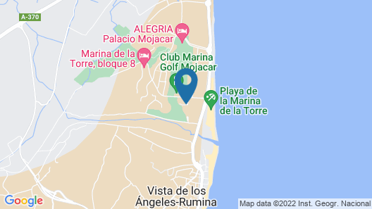 Hotel Servigroup Marina Playa Map