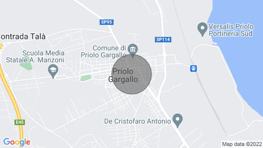 La Casa dei Gemelli Map