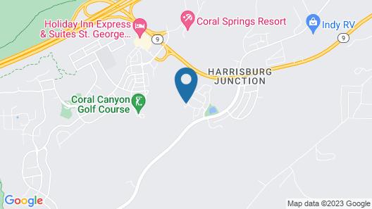 Coral Ridge-Vacation Resort Solutions Map