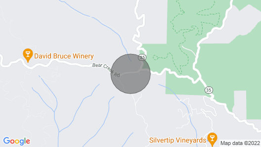 Tentrr Signature Site - Sunrise Point Map