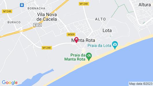 Mantamar I Map