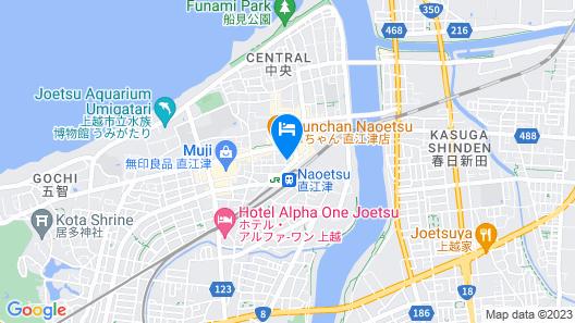 Hotel Heimat Map