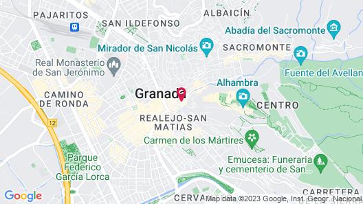 AMC Granada  Map
